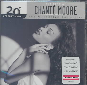 20TH CENTURY MASTERS:MILLENNIUM COLLE BY MOORE,CHANTE (CD)